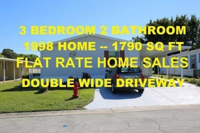 Mobile Home at 426 Bimini Cay Vero Beach, FL 32966