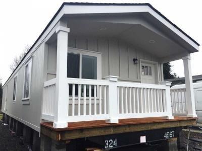 Mobile Home at 6222 105th Ave Ct E  #65 Puyallup, WA