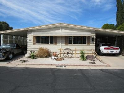 Mobile Home at 3411 S. Camino Seco # 43 Tucson, AZ
