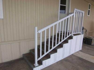 Newer Easy-Riser steps