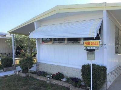 Mobile Home at 2550 State Rd. 580 #0125 Clearwater, FL 33761