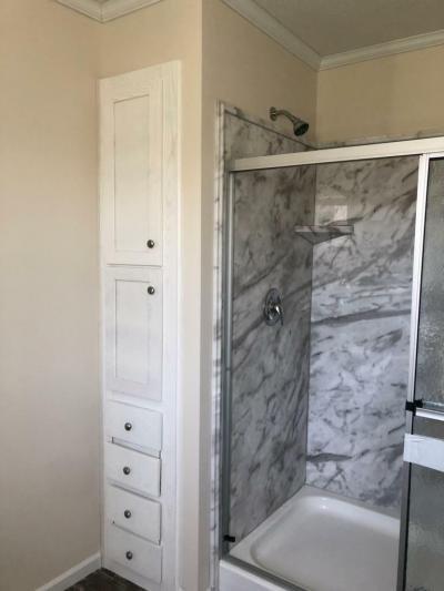 Master Shower w/ Extra Storage