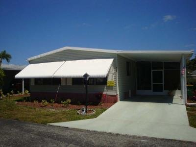 Mobile Home at 958 Lexington Lane Naples, FL 34110