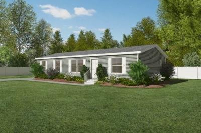 Mobile Home at 1681 Glenbro Court Grass Lake, MI