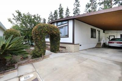 Mobile Home at 5200 Irvine Blvd. #186 Irvine, CA 92620