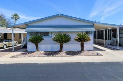 Mobile Home at 8401 S Kolb Rd #287 Tucson, AZ 85756