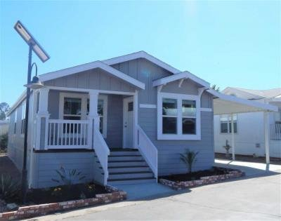 Mobile Home at 8545 Mission Gorge Road #331 Santee, CA 92071