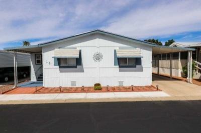 Mobile Home at 8401 S Kolb Rd #16  Tucson, AZ 85756