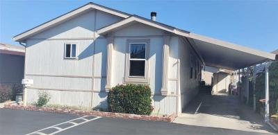 Mobile Home at 207 Crow Lane  Fountain Valley, CA