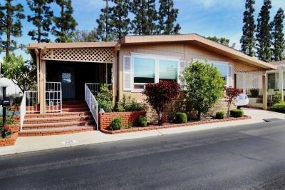 Mobile Home at 5200 Irvine Blvd., #525 Irvine, CA 92620