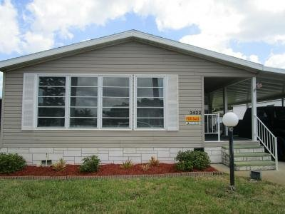 Mobile Home at 3422 HEATHERWAY LANE Sebastian, FL 32958