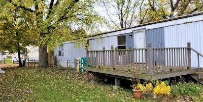 Mobile Home at 92 East Manor Oxford, MI 48371