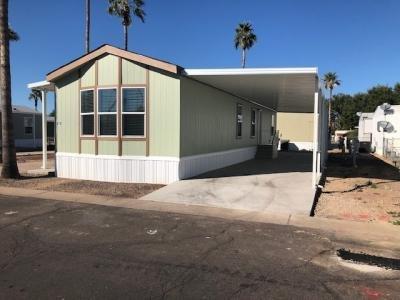 Mobile Home at 4400 W. Missouri Ave, #278 Glendale, AZ