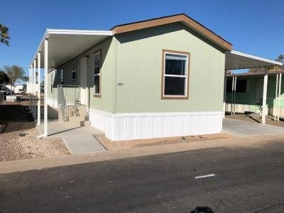 Mobile Home at 4400 W. Missouri Ave, #309 Glendale, AZ 85301