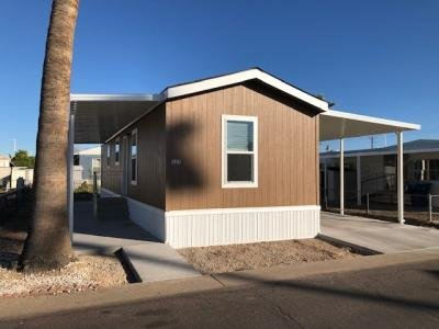 Mobile Home at 4400 W. Missouri Ave, #323 Glendale, AZ 85301