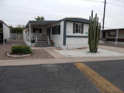 Mobile Home at 305 S Val Vista Dr #35 Mesa, AZ 85204