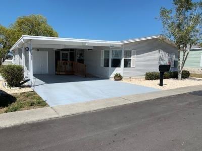 Mobile Home at 14605 Cortland Dr. Hudson, FL 34667