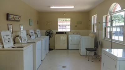 Updated Laundry Area