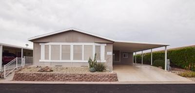 Mobile Home at 9822 E. Main St. Mesa, AZ 85207