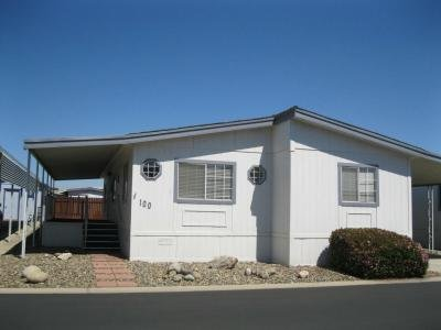 Mobile Home at 2459 North Oaks St, Sp 100 Tulare, CA 93274