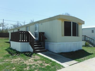 Mobile Home at 5301 E. McKinney Street, #43 Denton, TX