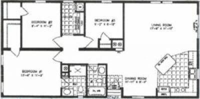 Mobile Home at 2525 GRAND TRAVERSE CIRCLE Grand Island, FL