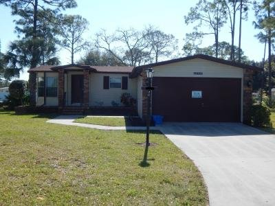 Mobile Home at 10704 Timber Pines Ct. North Fort Myers, FL 33903