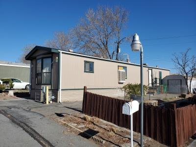 Mobile Home at 6550 Pyramid Way Space 4 Sparks, NV 89436