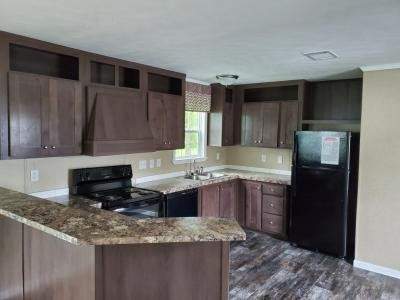 Mobile Home at 1120 Cambridge Court Lot #40 Greenville, TX