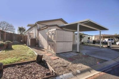 Mobile Home at 205 Manitoba Terrace  Fremont, CA 94538