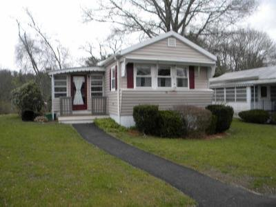 Mobile Home at 59 Sycamore Dr Halifax, MA 02338