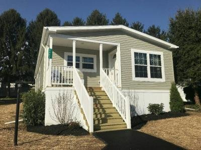 Mobile Home at 3452 WOLF PACK DRIVE, #16 Orefield, PA 18069