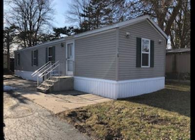 Mobile Home at 976 Elru Dr. #25 Menasha, WI 54952