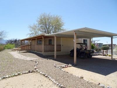 Mobile Home at 35590 South Highway 77 Catalina, AZ 85739