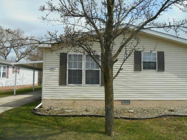 1995 Patriot Homes Mobile Home For Rent