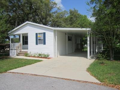 Mobile Home at 195 Millwood Road Leesburg, FL 34788