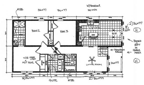2020 Marlette Mobile Home For Sale | 940 SE Sheridan Rd #3 ...