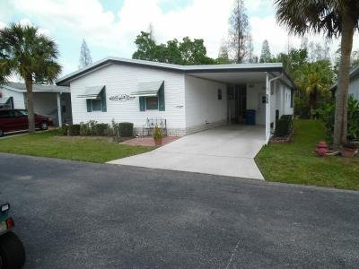 Mobile Home at 154 Lake Michigan Drive Mulberry, FL 33860
