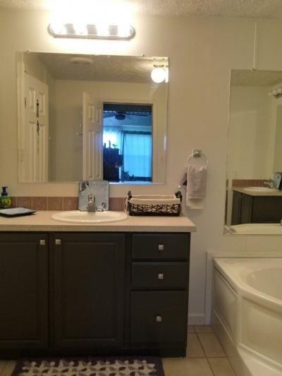 Left Master Suite Sink