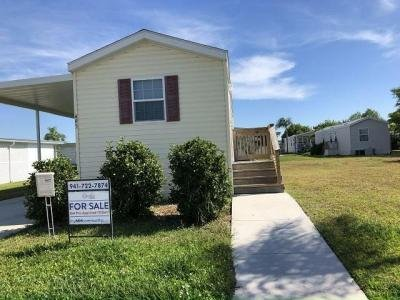 Mobile Home at 495 Sandalwood Lane (Site 1464) Ellenton, FL 34222