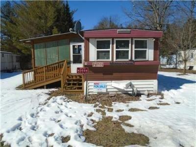 Mobile Home at W 3559 Blue Gill Drive Montello, WI 53949
