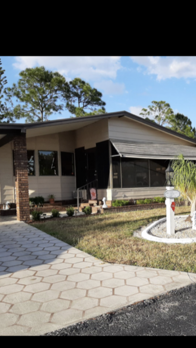 Mobile Home at 19709 Pandora Circle North Fort Myers, FL 33917