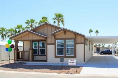 Mobile Home at 9302 E. Broadway Rd #69 Mesa, AZ 85208