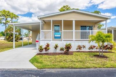 Mobile Home at 4465 Lady Beverlee Court S  #182 Boynton Beach, FL 33436