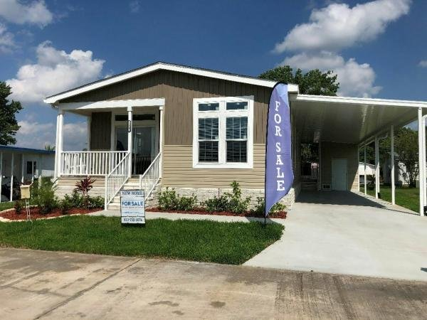 2020 Destiny Homes Spring Hill Mobile Home