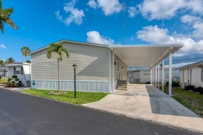 Mobile Home at 3340 Broadway Street Hollywood, FL 33021