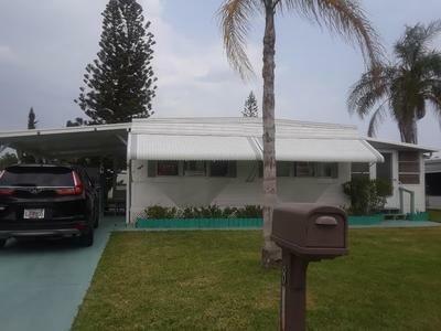 Mobile Home at 8 Madrid Lane Port Saint Lucie, FL 34952