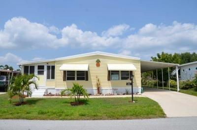 Mobile Home at 155 Ne Sharyon Lane Jensen Beach, FL 34957