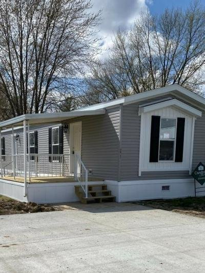 Mobile Home at 7791 S. Pin Oak Drive Pendleton, IN 46064