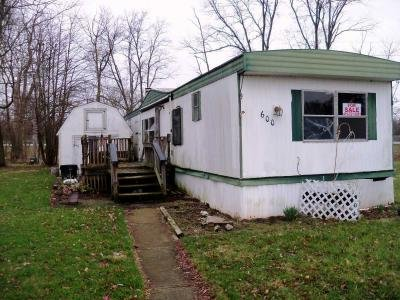 Mobile Home at 600 Catawba Lima, OH 45806